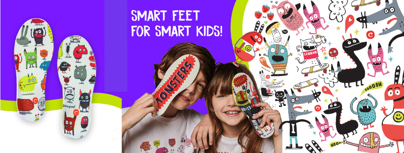smart feet smart kids