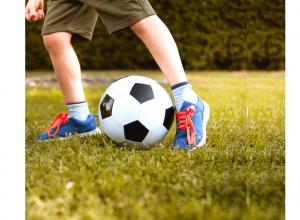 ποδόσφαιρο παιδί