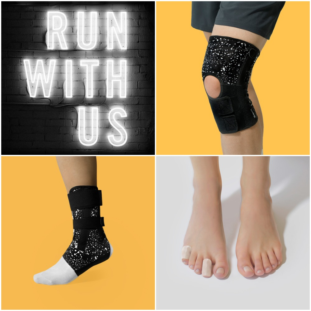 Marathon Kit Collage