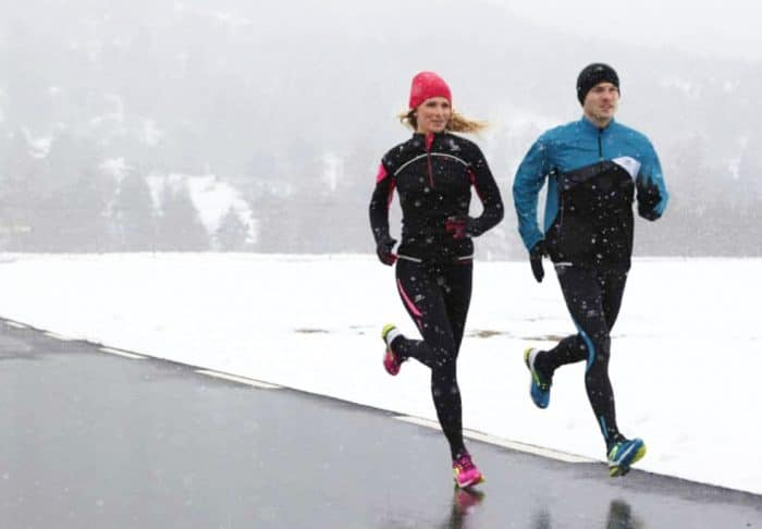 running in cold