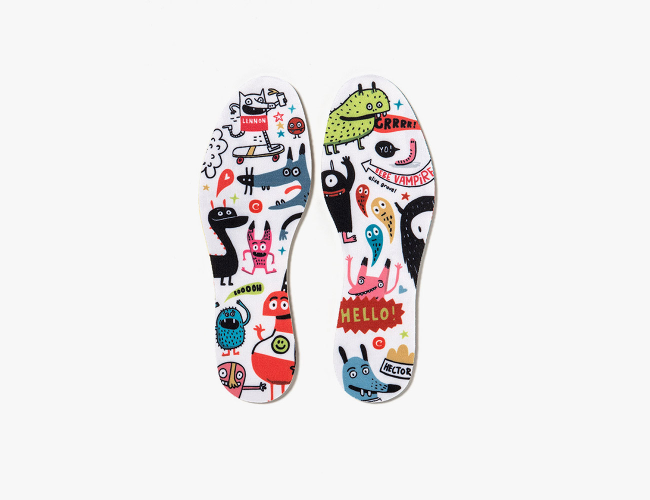 Botanical Kids Insoles
