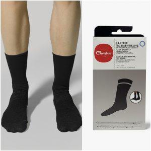 Diabetic socks package collage