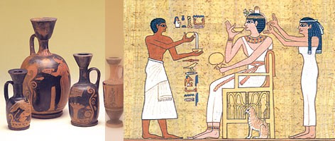aegyptian essential oils