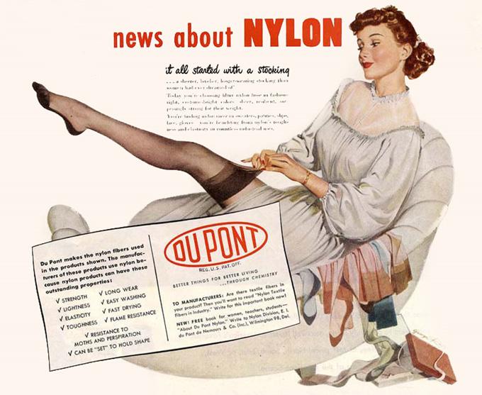 DuPont advertisement