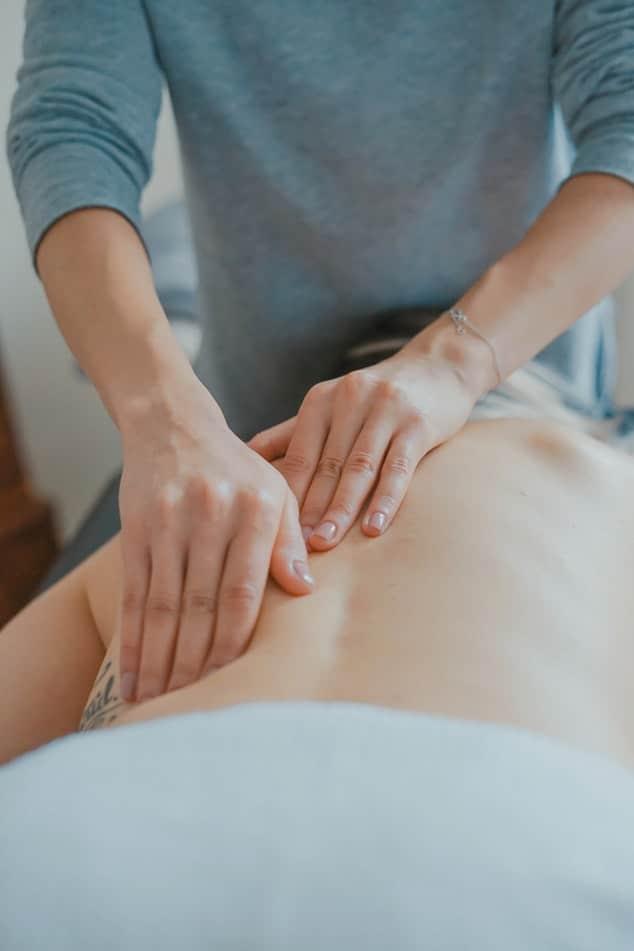 chiropractic massage