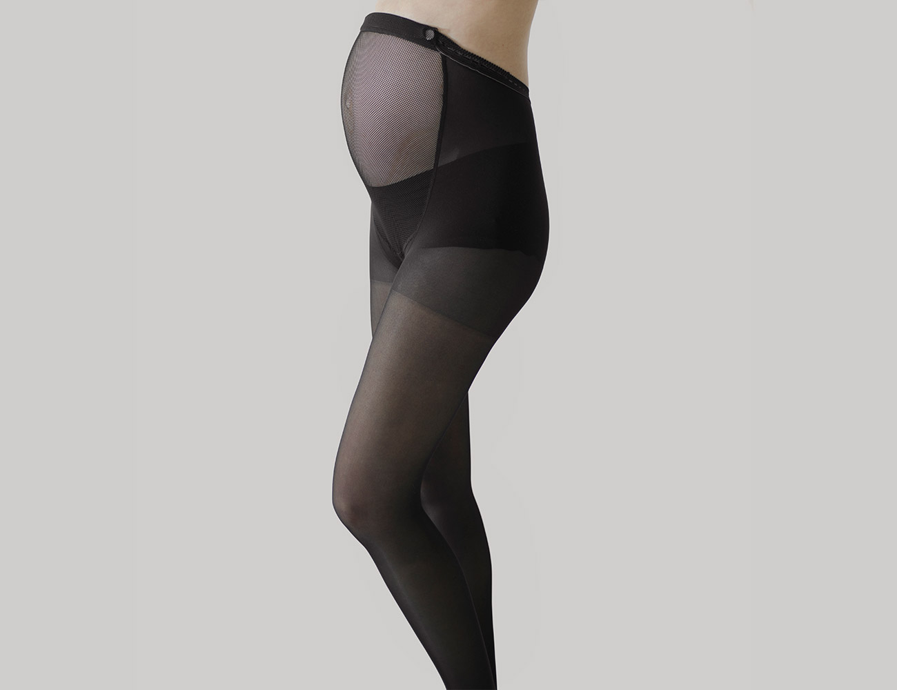 Graduated Compression Maternity Tights 140 Den