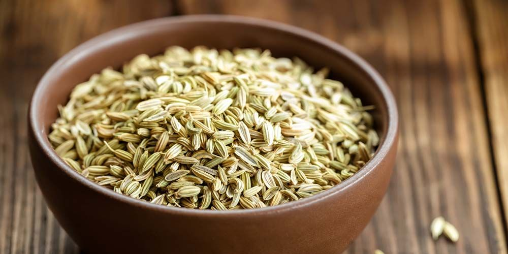 fennel seed bowl
